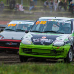 #646 Przemysław Janik #632 Maksym Guranowski | SC Cup | Rallycross Toruń 2019