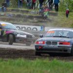 #522 Leszek Pawlak #514 Marcin Mrozewski | RWD Cup | Rallycross Toruń 2019