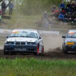 #523 Tomasz Adamski #525 Grzegorz Łazarewicz | RWD Cup | Rallycross Toruń 2019