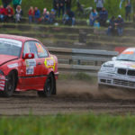#511 Tomasz Szupryczyński #555 Beata Borowicz | RWD Cup | Rallycross Toruń 2019
