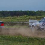 #525 Grzegorz Łazarewicz #555 Beata Borowicz | RWD Cup | Rallycross Toruń 2019