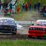 #312 Krists Uldis #412 Wojciech Trala | SuperNational | Rallycross Toruń 2019