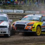 #402 Łukasz Zoll #403 Halk | SuperNational | Rallycross Toruń 2019