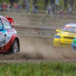 #201 Roman Častoral #405 Dawid Struensee #222 Łukasz Tyszkiewicz | SuperNational | Rallycross Toruń 2019