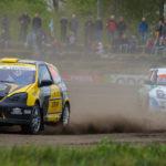 #404 Damian Litwinowicz #301 Rafał Berdys | SuperNational | Rallycross Toruń 2019