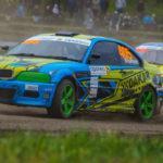 #405 Dawid Struensee #222 Łukasz Tyszkiewicz | SuperNational | Rallycross Toruń 2019