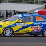 #222 Łukasz Tyszkiewicz | SuperNational | Rallycross Toruń 2019