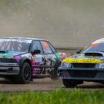 #107 Jerzy Szynkiewicz #103 Paweł Żeromiński | SuperCars | Rallycross Toruń 2019