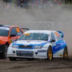 #113 Michał Peterlejtner #110 Jacek Górniak | SuperCars | Rallycross Toruń 2019