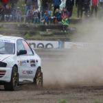 #106 Mariusz Szczepański #108 Bartosz Idźkowski | SuperCars | Rallycross Toruń 2019