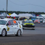 #108 Bartosz Idźkowski #111 Maciej Manejkowski #109 Robert Czarnecki | SuperCars | Rallycross Toruń 2019