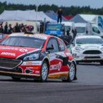 #1 Tomasz Kuchar #4 Dariusz Topolewski | SuperCars | Rallycross Toruń 2019