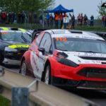 #112 Mariusz Nowocień #111 Maciej Manejkowski | SuperCars | Rallycross Toruń 2019