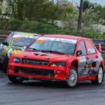 #109 Robert Czarnecki #107 Jerzy Szynkiewicz | SuperCars | Rallycross Toruń 2019