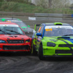 #109 Robert Czarnecki #104 Zbigniew Kwaśniewski | SuperCars | Rallycross Toruń 2019