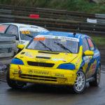 #222 Łukasz Tyszkiewicz #203 Tomáš Michal | SuperNational | Rallycross Toruń 2019