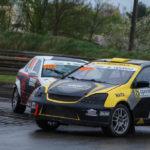 #404 Damian Litwinowicz #403 Halk | SuperNational | Rallycross Toruń 2019