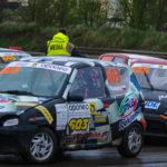 #604 Piotr Budzyński #626 Krzysztof Mencel | SC Cup | Rallycross Toruń 2019
