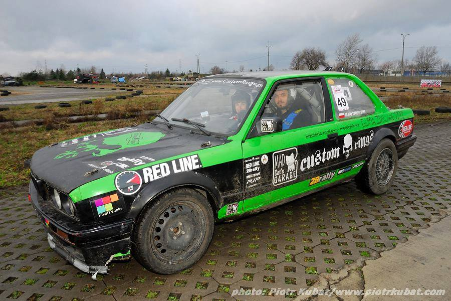 BMW do driftów | Mad Cat's Garage