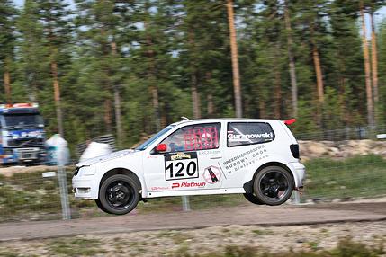 Latający Guranowski | Mistrzostwa Europy Rallycross | Szwecja