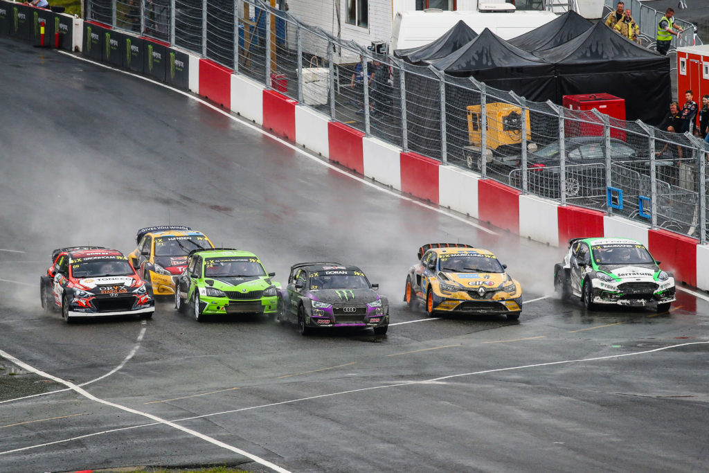 World RX of Noway 2019 Final SuperCar