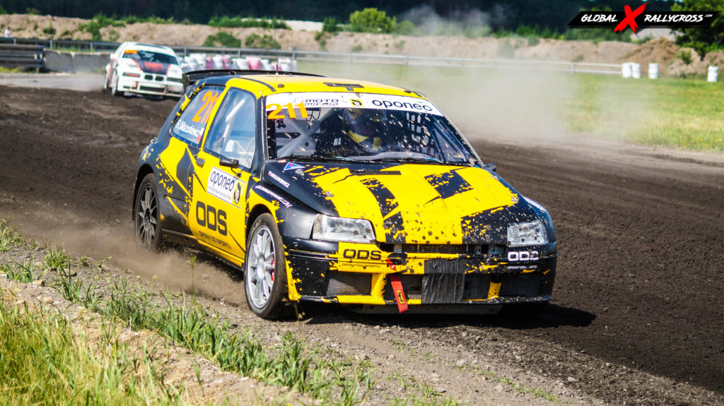 Robert Mazurkiewicz | SuperNational | Oponeo Rallycross 2019