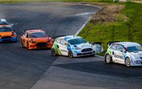 Oponeo Rallycross SUperCars