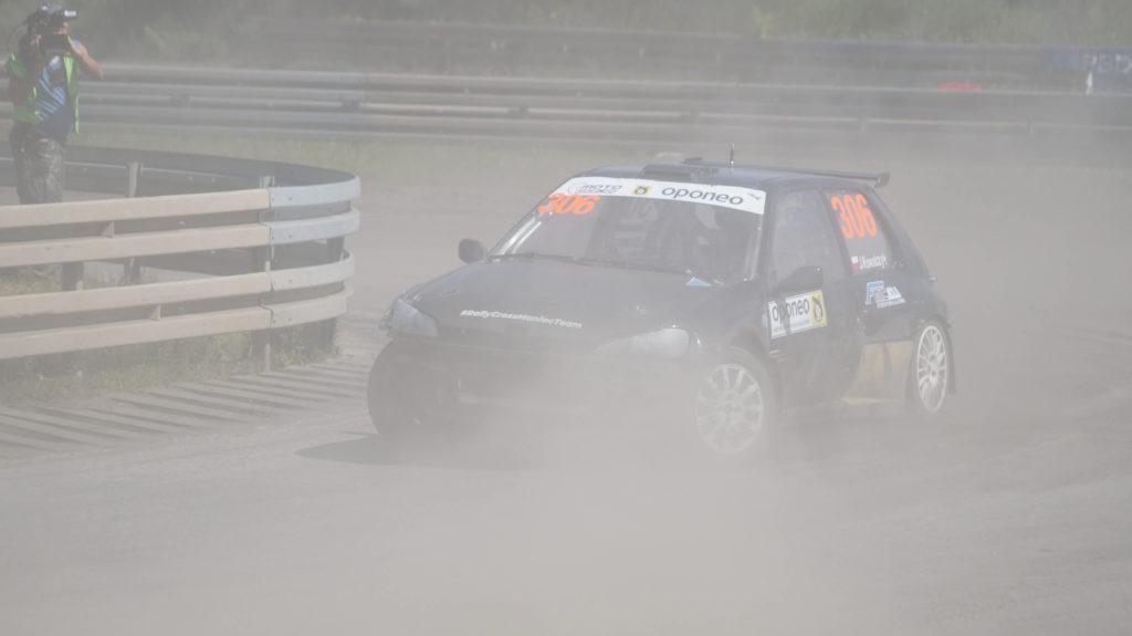 Jakub Kowalczyk Kurz Dym Toruń Rallycross