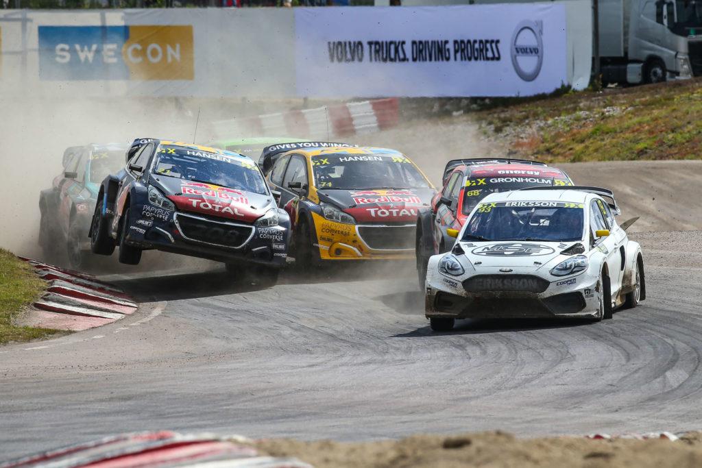 SuperCar Final Holjes 2019 | Eriksson, Hansen brothers, Gronholm