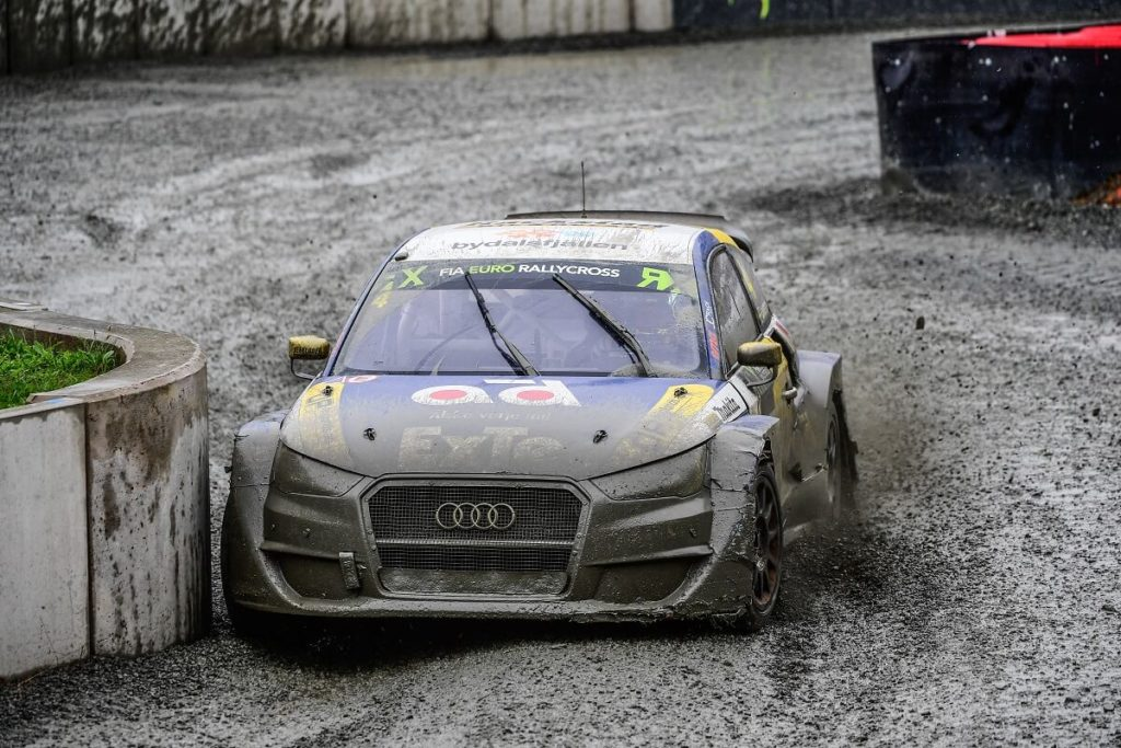 Robin Larsson Euro RX of Germany 2019 | Estering Audi S1