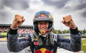 Timmy Hansen - winner World RX of Latvia 2019