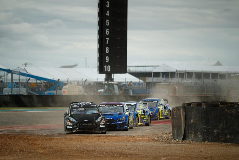 Steve Arpin vs Subaru Rally Team USA