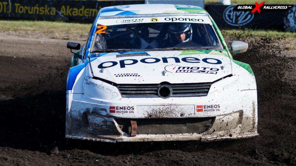 Marcin Gagacki Volkswagen Polo WRX