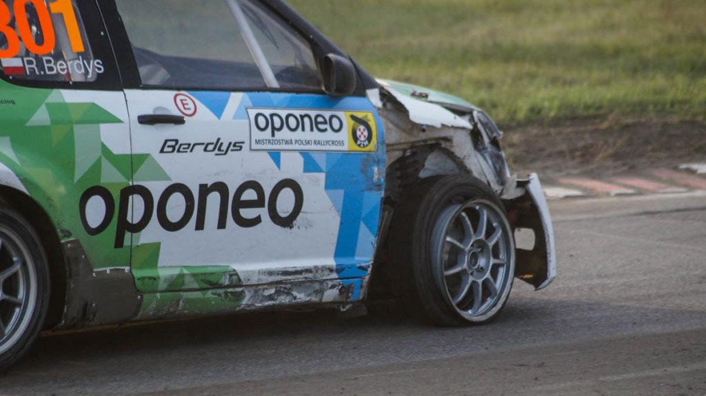 Rafał Berdys | Oponeo Motorsport
