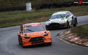 Ford Focus RX vs Ford Fiesta WRX
