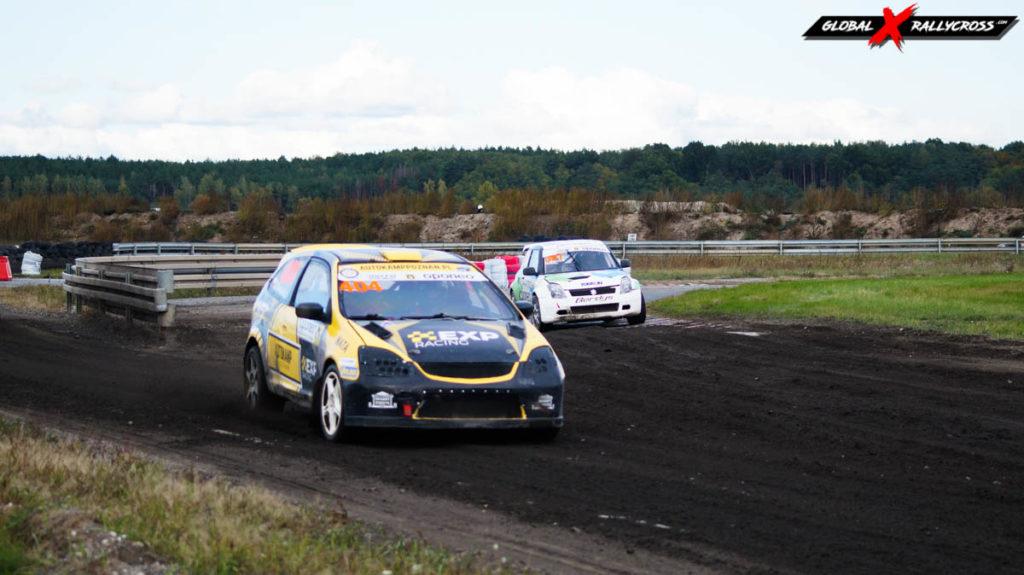 Damian Litwinowicz, Rafał Berdys - Oponeo Rallycross 2019