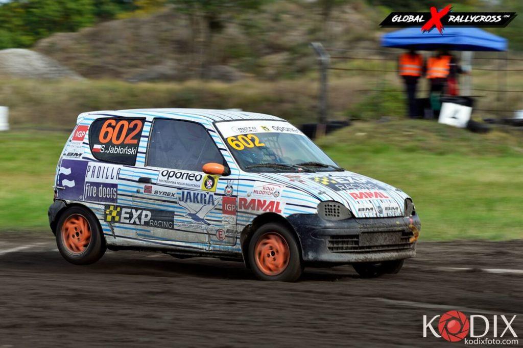 Szymon Jabłoński - Oponeo Rallycross 2019