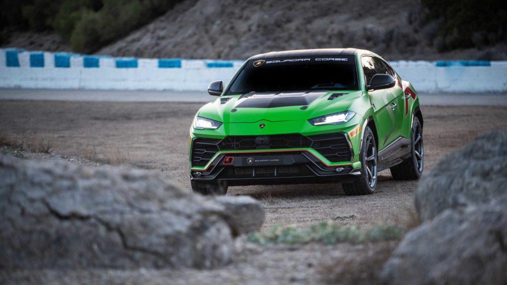 Lamborghini Urus ST-X Racing